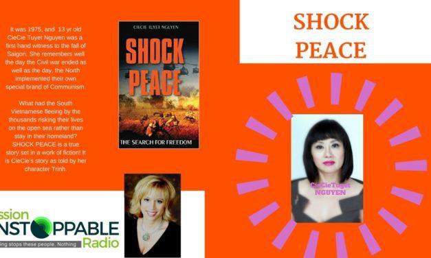 Shock Peace- A Harrowing True Story from  a Vietnamese Boat People Survior