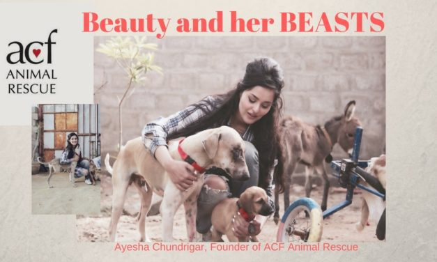 Beauty and her BEASTS, Ayesha Chundrigar SAVES Animals
