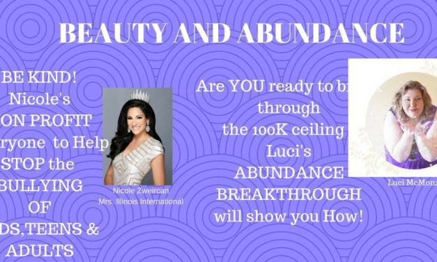 Bullying, Beauty, and Brains W/ Nicole Zwiercan & Luci McMonagle