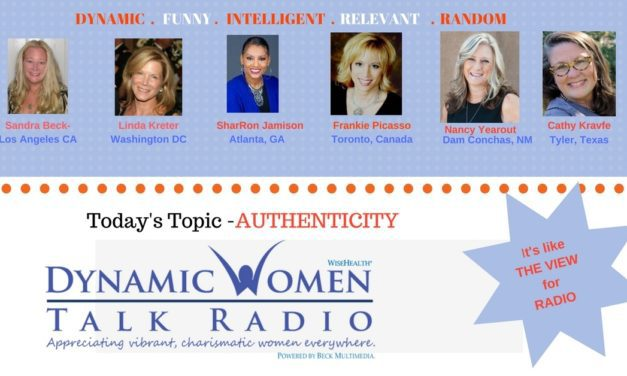 Dynamic Women on Authenticity