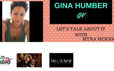 Gina Humber author of ' Diversity is a VERB'