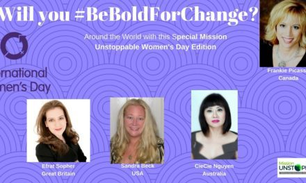 International Women's Day Special on Mission Unstoppable Radio