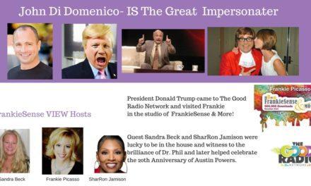John Di Domenico- The Worlds #1 BEST TRUMP Impersonater
