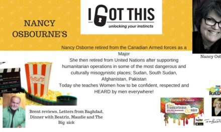 Nancy Osborne GOT YOUR BACK LADIES