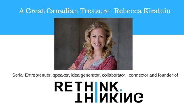 The GREAT Canadian Treasure,-Rebecca Kirstein