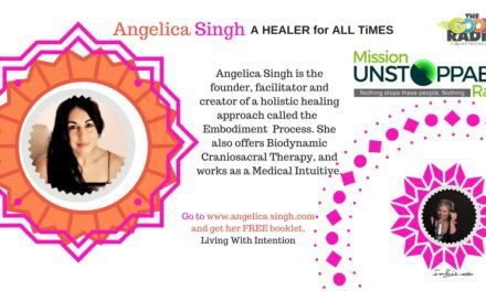 Angelica Singh- A Healer for All Times