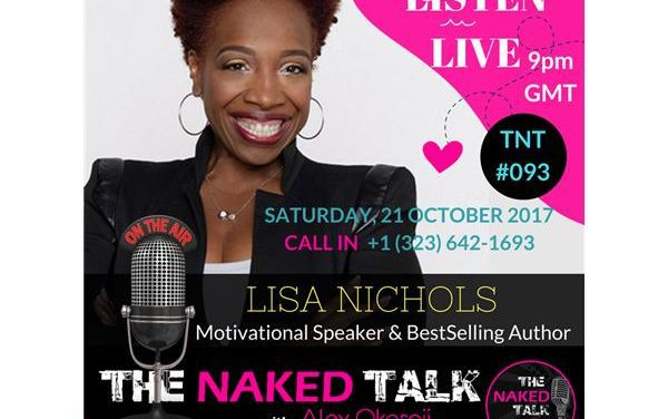 Stepping Into Your Abundance Now w/ Guest – Lisa Nichols
