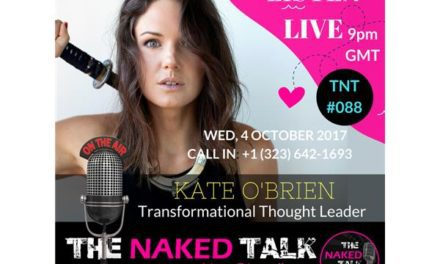 Facing Your Game Changing Truth w/ Guest – Kate O'Brien