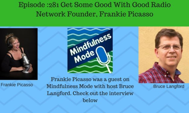 Learn to Respond instead of React Using Mindfulness. Hear my interview on Mindfulness Mode Podcast show. www.MindfulnessMode.com/281