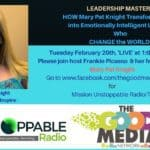 Mary Pat Knight- Creating Inspired Leaders through Emotional Intelligence