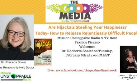 HIJACKALS.. How to Release the Relentlessly Difficult People from your Life