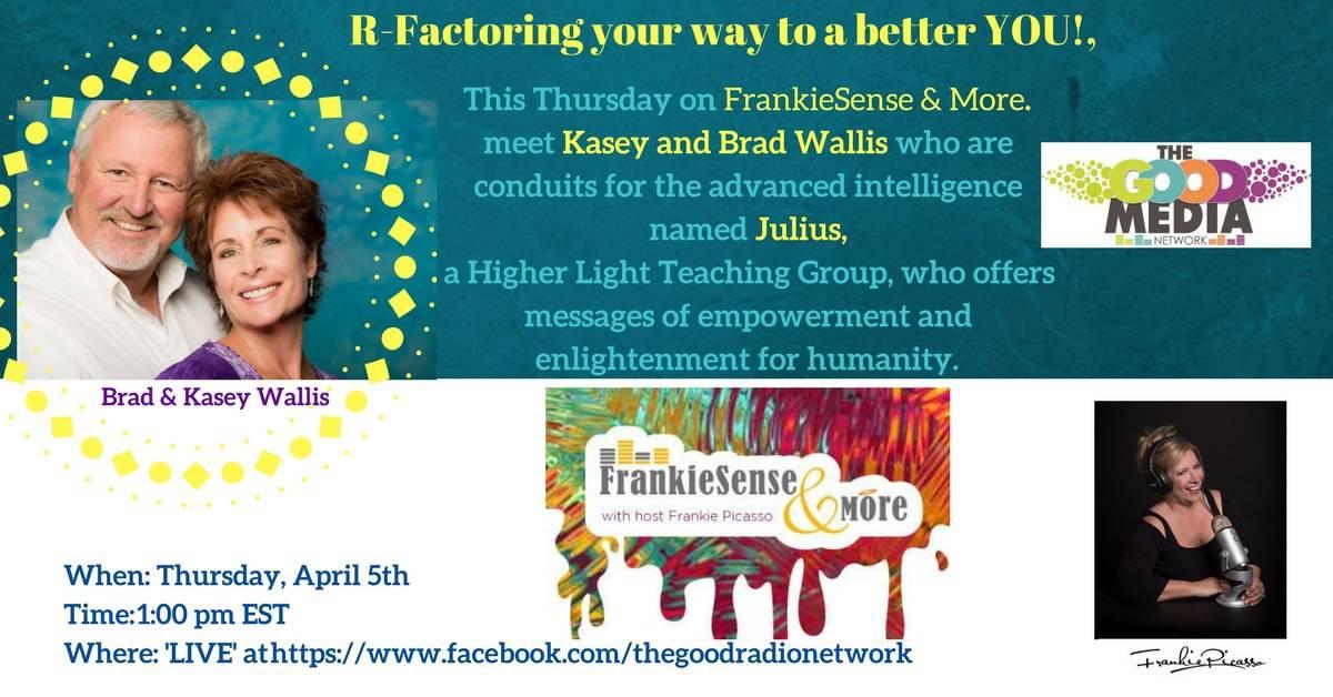 Brad & Kasey Wallis – Teaching a New Reality