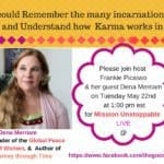 Dena Merriam's Journey Through Time