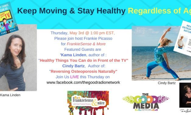 Healthy at Any Age with Kama Linden  & Cindy Bartz